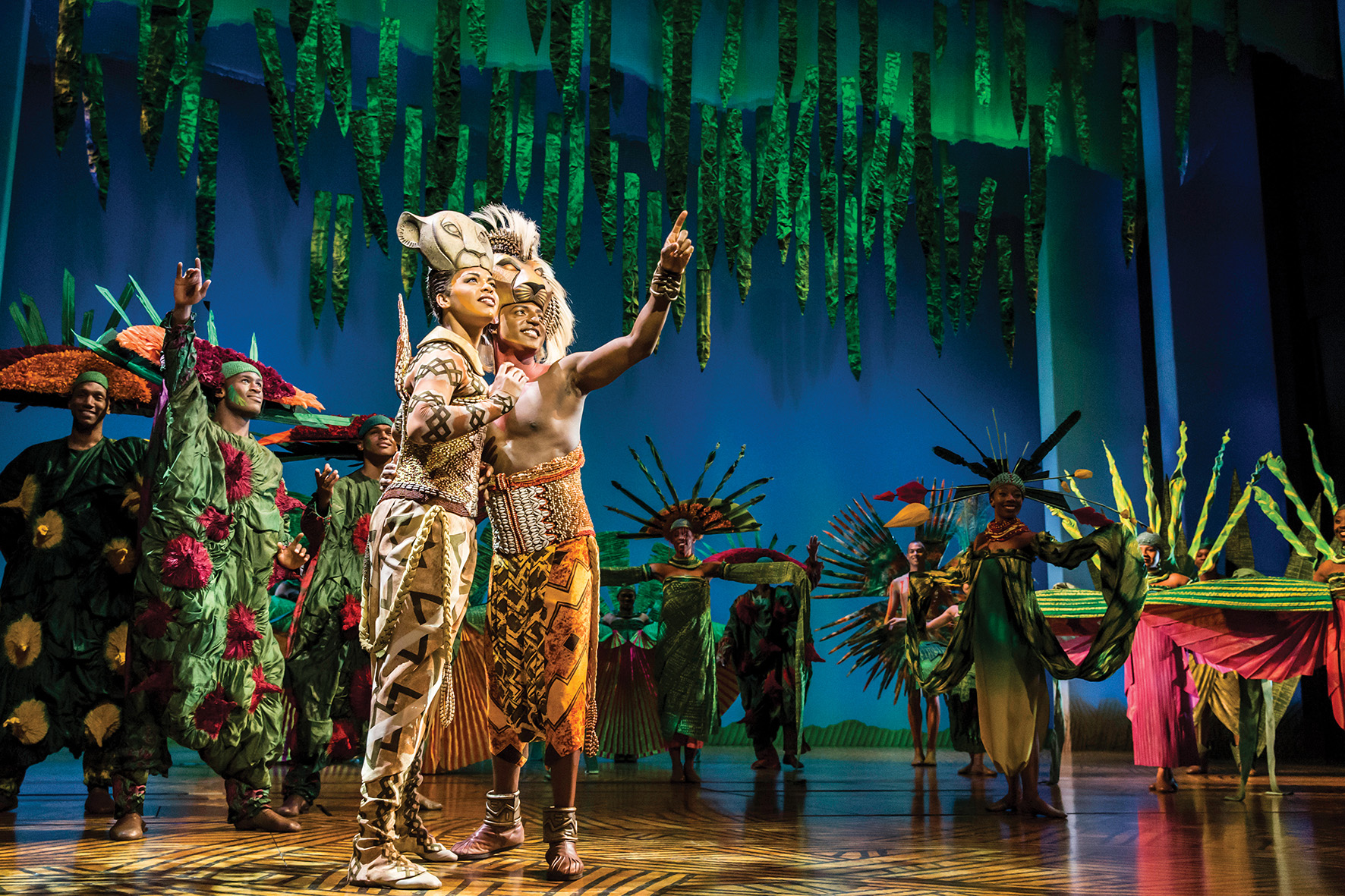 LionKing, London, UK, Credit: Johan Persson