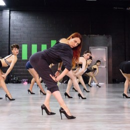 Dana Foglia Choreografin von Beyoncé 2016