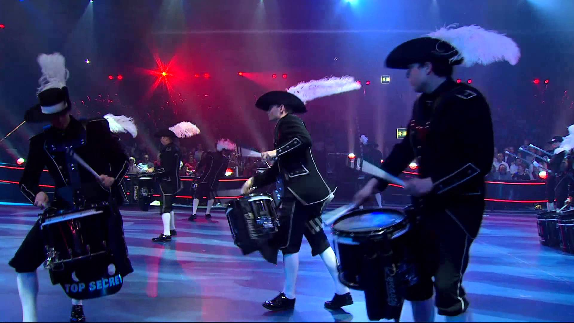Top Secret Drum Corps 2016