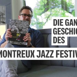 Montreux Jazz Festival - 50 Summers of Music 2016