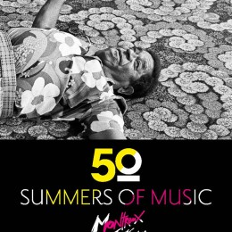 Montreux Jazz Festival - 50 Summers of Music - Booklet 2016