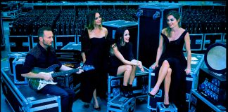 The Corrs 2016