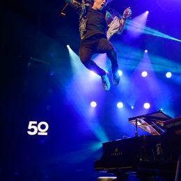 Jamie Cullum Montreux Jazz Festival 2016