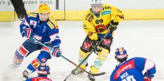 Eishockey Saison 2016/2017