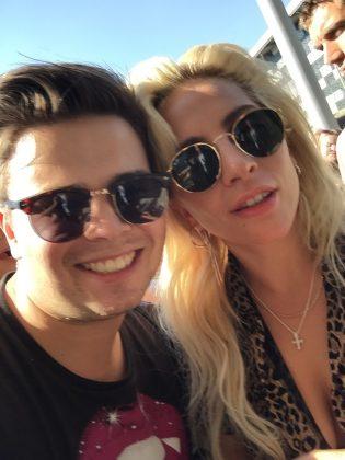 Lady Gaga Michel Imhof Berlin 2016