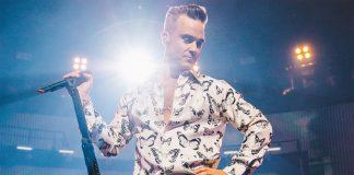 Robbie Williams Apple Music Festival 10, London 2016