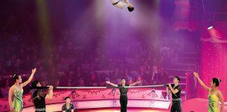 Circus Conelli 2016 - National Pyongyang Circus