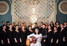 Katie Melua & Gori-Chor 2016