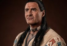 Karl May Freilichtspiele Engelberg «Winnetou» Tom Volkers 2016