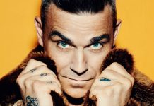 Robbie Williams 2016