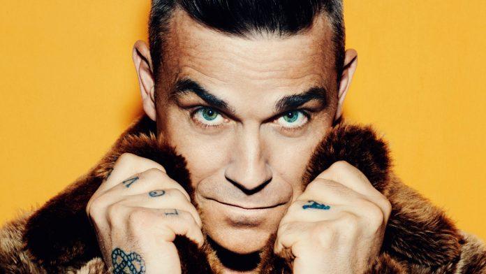 Robbie Williams 2016