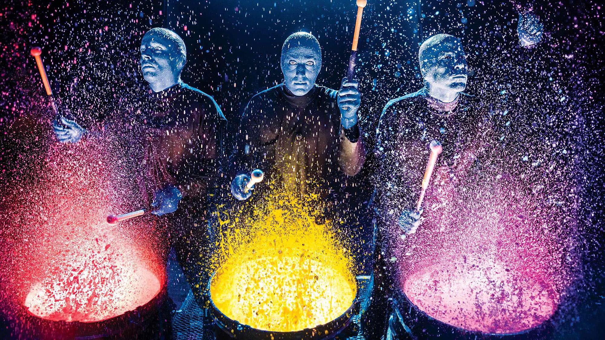 Blue Man Group 2016