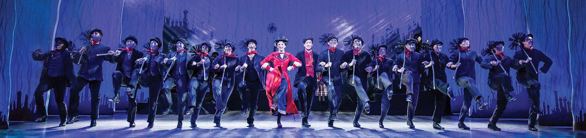 Mary Poppins - Das Musical 2016