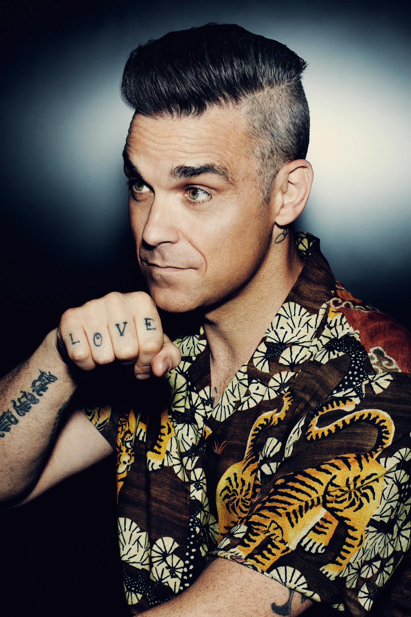Robbie Williams 2017