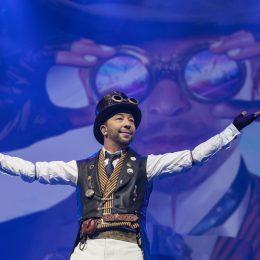 Showman: Auch nach 25 Jahren steht DJBobo regelmässig auf der Bühne.