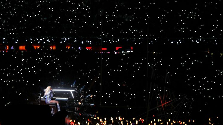 Lady Gaga - Pepsi Zero Sugar Super Bowl 51 Halftime Show 05.02.2017 in Houston, Texas