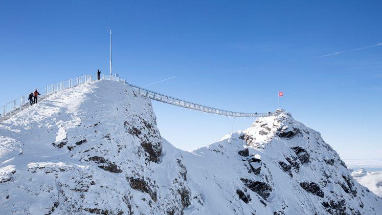 Peak Walk: Etwas für Abenteuerlustige.
