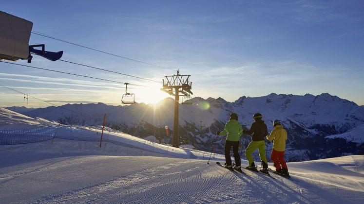 Die Wintersport-Paradiese der Schweiz | Folge 9: Disentis