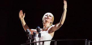 «Evita» - Emma Hatton spielt Eva Perón