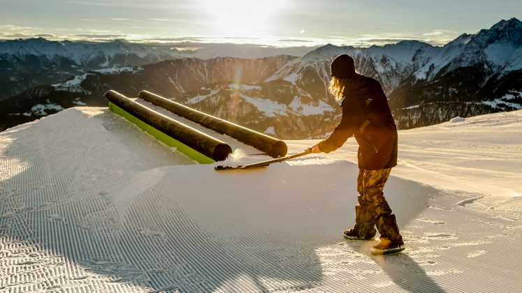 Laax - Freestyle