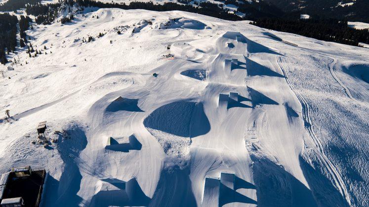 Laax - Snowpark