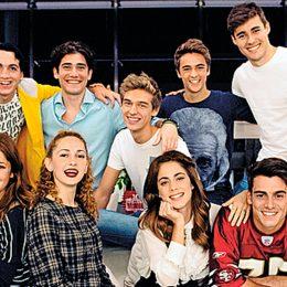Telenovela-Familie