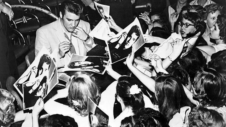 Elvis Presley 2017 - Im 40. Jahr nach seinem Tod