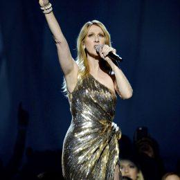 Kämpfernatur: Céline Dion singt nach dem Tod ihres Mannes «The Show Must Go On» bei den Billboard Awards 2016.