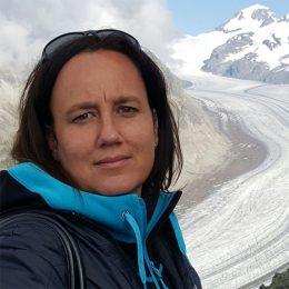 Nadine Blatter, Mitarbeiterin Marktmanagement.