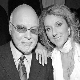 Mit René Angélil war Céline Dion 21 Jahre lang verheiratet, bis zu seinem Tod im Jahr 2016.