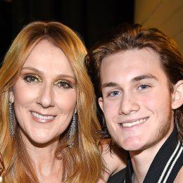 Stolz: Céline Dions Sohn René-Charles übergab ihr den Billboard Icon Award.
