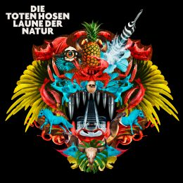 «Laune der Natur» ist das 16. Studioalbum der Düsseldorfer Punkrocker um Frontmann Campino.