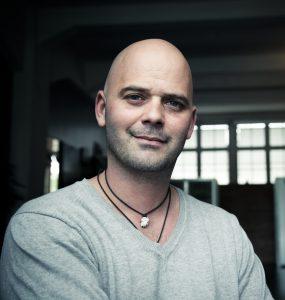 SImon Haldemann, Mediensprecher und iItglied der Geschäftsleitung beim Gurtenfestival.