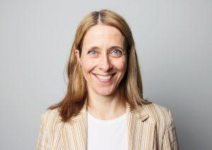 Mediensprecherin Sabine Bianchi.