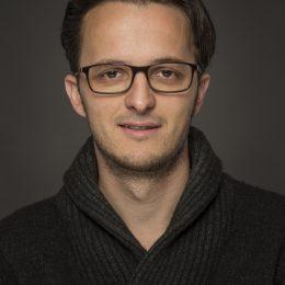 Lukas Hofstetter, OK-Präsident Kulturfestival St. Gallen