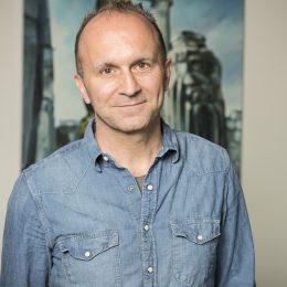Christof Huber, Festivaldirektor SummerDays Festival.