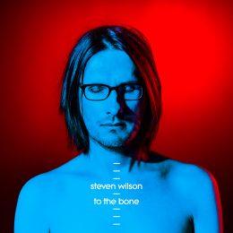Nachdenklich: Steven Wilson auf dem Albumcover «To the Bone».