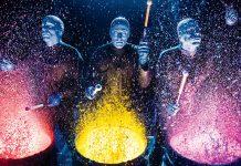 Blue Man Group 2017
