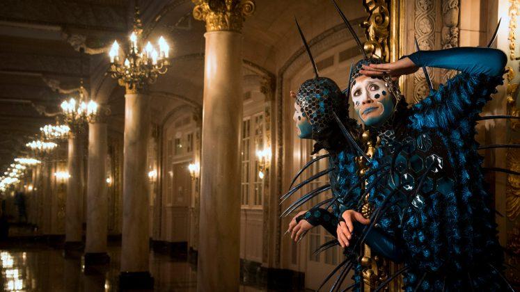Cirque du Soleil 2017 «Ovo» mit Jan Dutler