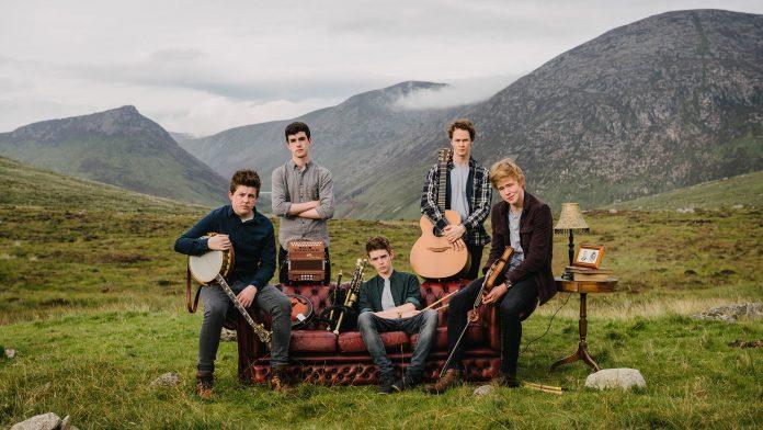 Cúig am Irish Folk Festival 2017