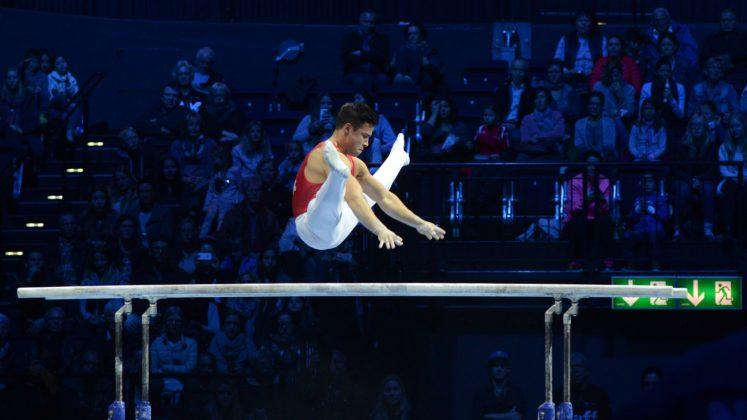 Swiss Cup Zürich - Weltklasse Turnen - Eddie Yusof