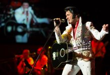 Elvis - Das Musical: Grahame Patrick 2017