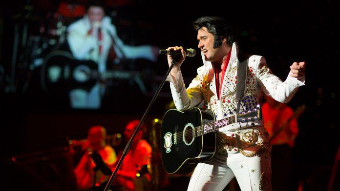 Elvis - Das Musical: Grahame Patrick 2017