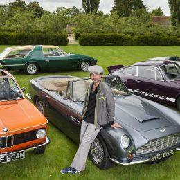 Viele PS, grosse Liebe: Sänger Jamiroquai zeigt gerne seine gesammelten Autowerke