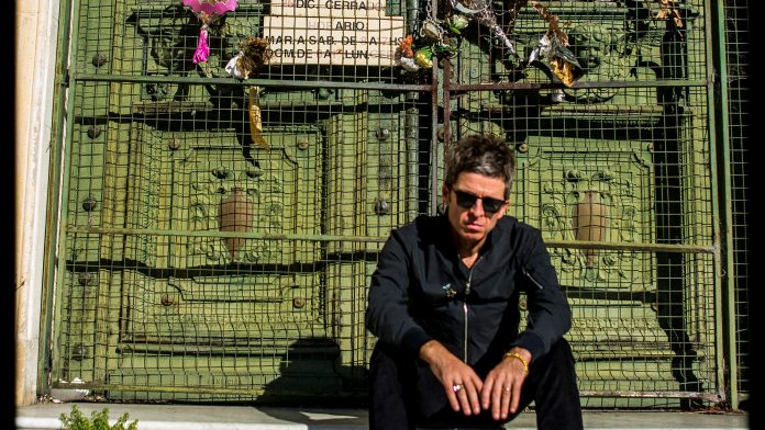 Noel Gallagher's High Flying Birds «Who Built The Moon»: Album der Woche