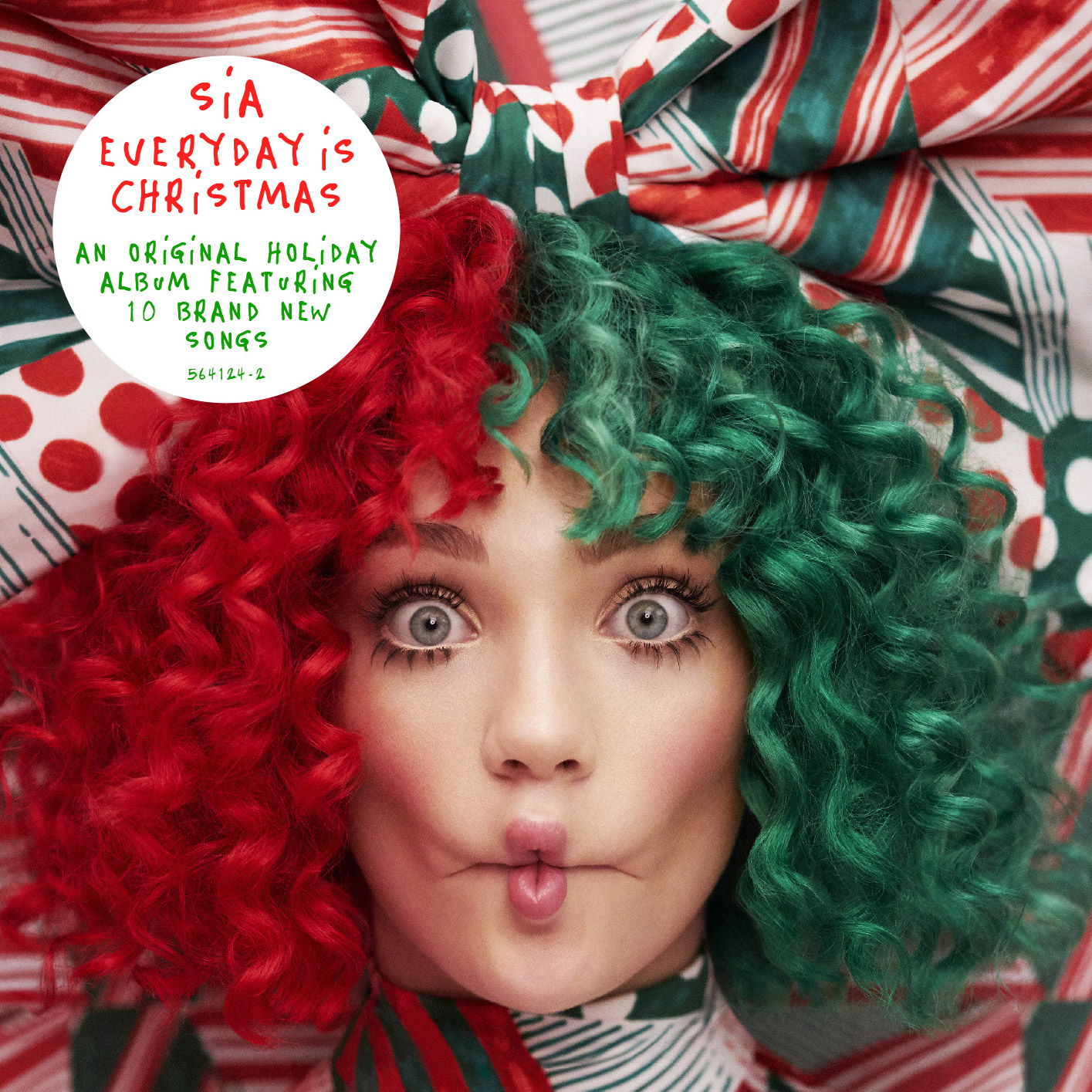 Sia «Everyday Is Christmas»: Album der Woche