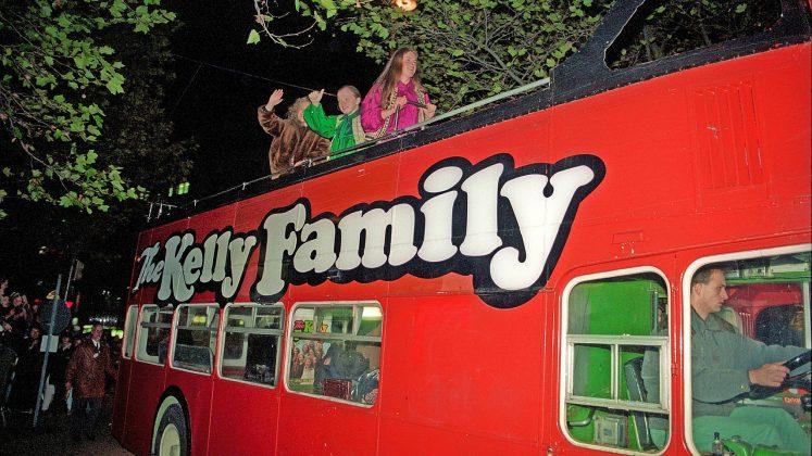 The Kelly Family 2017