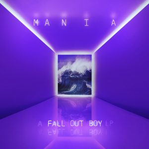 Album «Mania» von Fall Out Boy, erschienen am 19. Januar 2018.