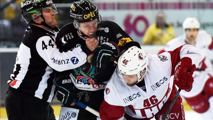 Eishockey Plaoffs 2018