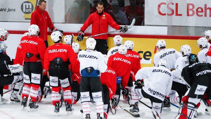 Schweizer Eishockey Nationalmannschaft 2018